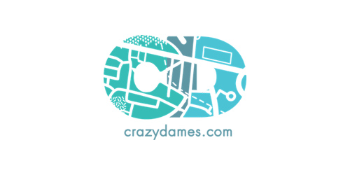 Crazy Dames logo
