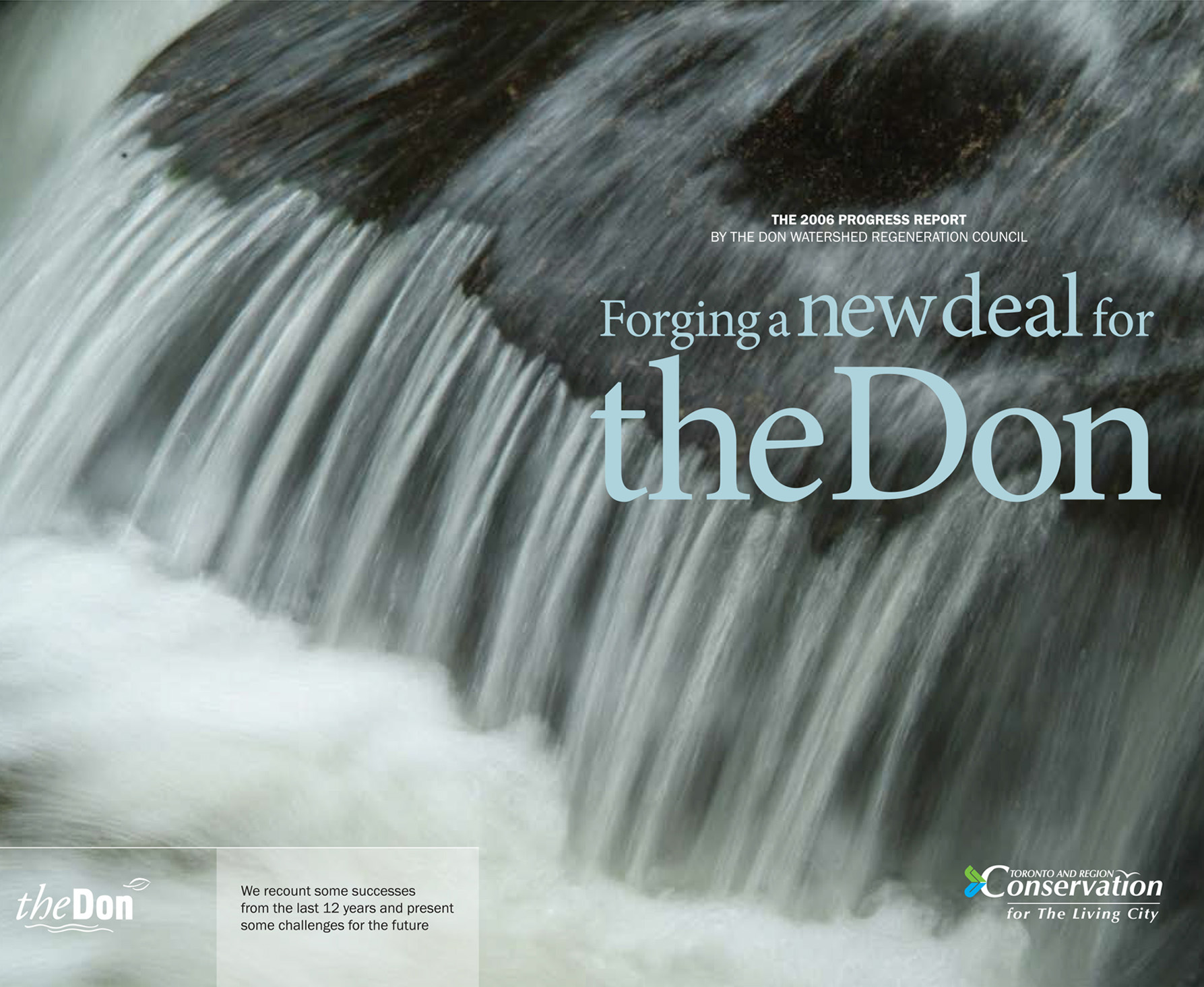 cover of 2006 Don River watershed report card