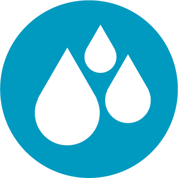 surface water quality icon